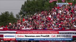 """FULL EVENT: Former President Donald Trump holds """"Save America"""" Rally"""