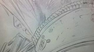 Drawing Final Fantasy