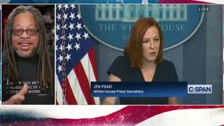 Press Secretary Jen Psaki Explains It All With Facts