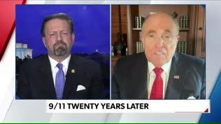9/11: Twenty Years Later. Rudy Giuliani with Sebastian Gorka