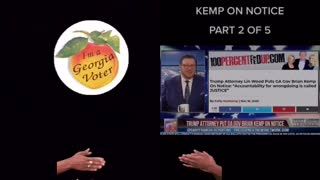 """Georg """"RINOS"""" Caught in election fraud!"""