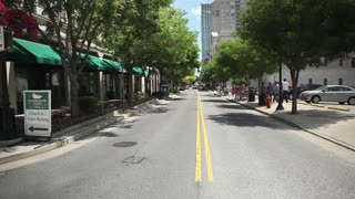 Clear Street Record By Professional Camera
