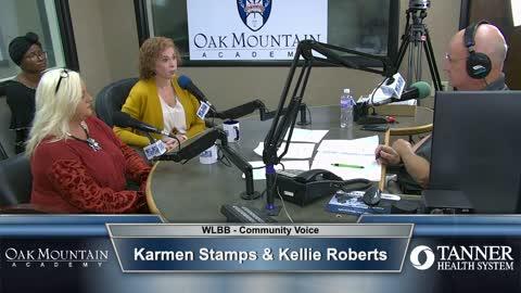 Community Voice 9/13/21 - Karmen Stamps