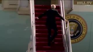 Joe Biden Stumbles