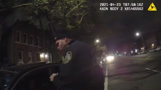 BODYCAM: Attempted Murder Suspect Drags NYPD Lieutenant With Vehicle