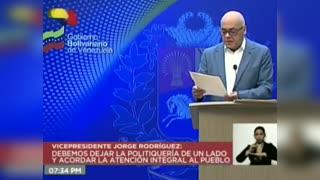 Gobierno y la oposición firman acuerdo para atender la COVID-19 en Venezuela