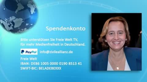 Unterwegs mit Hillary Clinton und Franz J. Strauß: Gloria von Thurn und Taxis bei Beatrix von Storch