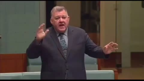 🇦🇺Australian politician Craig Kelly drops Ivermectin truth bombs in parliament