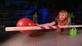 Head Rush: Balloon Meets Wood