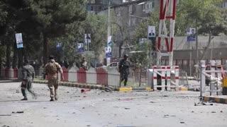 Un atentado bomba en Kabul deja al menos 10 muertos y 42 heridos
