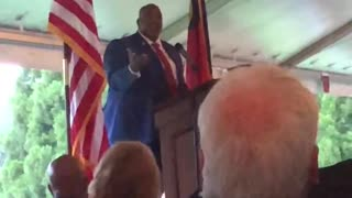 UN-Cancelable - Lt Governor Mark Robinson, spits 🔥 at GOP dinner