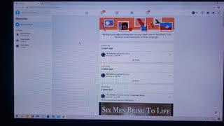 Facebook information download