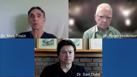 The Fifth Doctor - Episode 1: Debunking the Delta Deception with Drs. Dubé, Trozzi, & Hodkinson