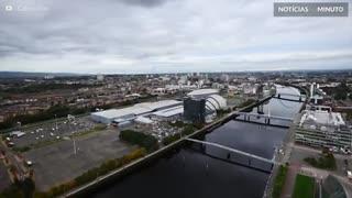 Dupla escala torre detentora de recorde mundial