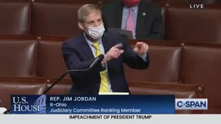 Jordan: Dems Objected to More States in 2016 Election, 'But Somehow We're Wrong?'