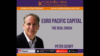 Peter Schiff Shares The Real Crash