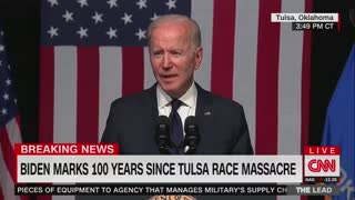 Biden Says White Supremacy Is The Most Lethal Threat To The Homeland