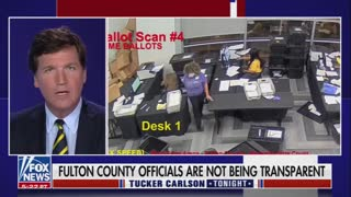 There Was Significant Voter Fraud in Fulton County, GA - Tucker Has the Proof