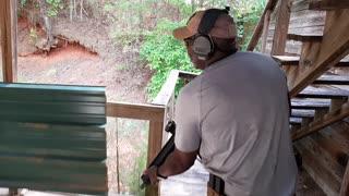Cowboy town shooting