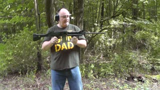 Ultimax 2000 live fire