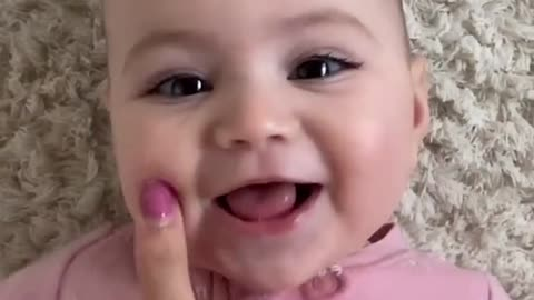 She will make you smile