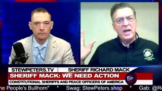 """Sheriff UNLEASHES on Communist Mandates: """"We MUST ACT"""""""