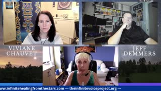 The Infinite Star Connections - Ep.09 - Guest Speaker: Mary Rodwell!
