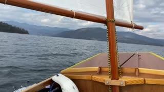 Sailing in December