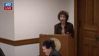 Georgia Witness- -93% OF MILITARY BALLOTS FOR BIDEN-