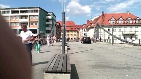 🇩🇪26-06-2021 DA BAMBERG, GERMANIA - La normalita' regolamentata e lo spettro dell'autunno🇩🇪.