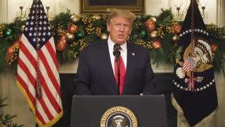 Trump: Covid Relief 'A Disgrace'