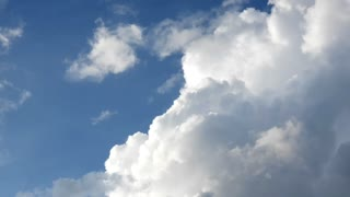 Beautiful Rolling Clouds