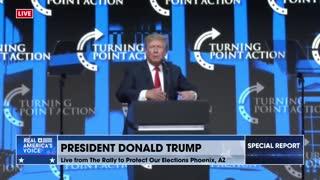 Trump on Biden's Border Disaster