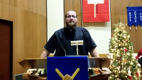 Sermon - Make His Paths Straight - December 6, 2020