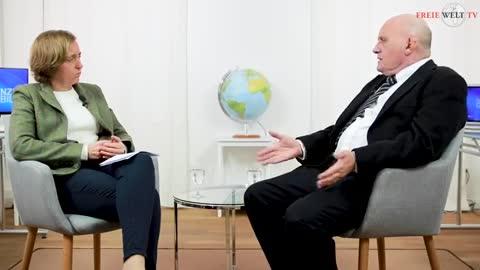 Ist Kernenergie wirklich gefährlich? Dr. Klaus-Dieter Humpich bei Beatrix von Storch