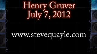 Henry Gruver and Steve Quayle on Hagmann Report July 7, 2012