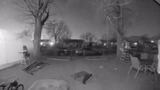 Garage turns into a kite cam 2