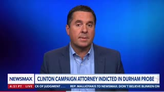 Devin Nunes on the newly released indictment in the Durham probe