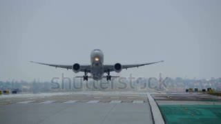 Perfect takeoff