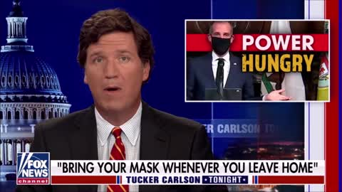 Ansiktsmasker har blitt et politisk spill