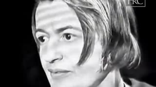 Ayn Rand interview with Mike Wallace