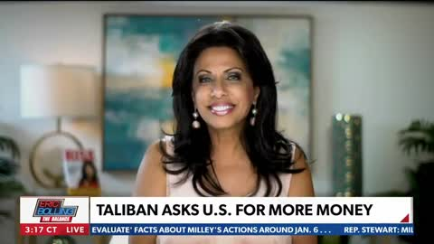 """We should not give them a dime,"" Brigitte Gabriel SLAMS Biden for Taliban Negotiations"