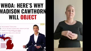 Why Madison Cawthorn Will OBJECT