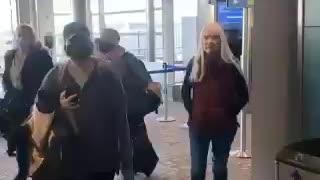 Plane evacuated because passengers sang National Anthem