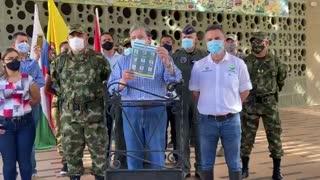 """""""Hasta #200 millones por información de responsables de masacre en Betania"""": MinDefensa"""
