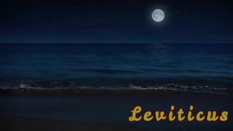 Word of God – Leviticus – Book 03 – NIV