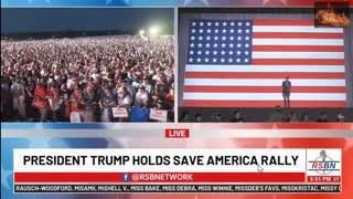 General Patton Speech at Trump Rally
