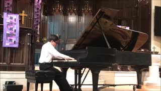 Chopin Scherzo in B Flat minor.