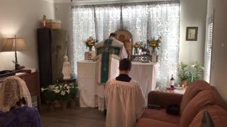 Easter Sunday, Entire Mass, April 4, 2021 (Atlanta, GA)