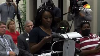 Black Mom Speaks Out Against Critical Race Theory To School Board